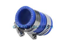 "High Temp Rubber Exhaust Clamp 1"" ID Blue For Yamaha Blaster YFS200 ATV 1 Piece"