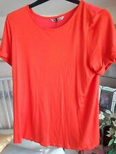 MARKS & SPENCER LADIES STYLISH T.SHIRT STYLE TOP SIZE 10 B.N.W.T. RRP.£18