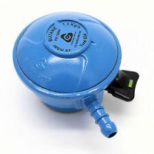 Cavagna 20mm 28mbar BUTANE GAS REGULATOR 5 Year Warranty
