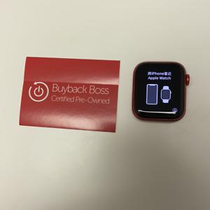 Apple Watch 6S-40 - 32GB - Red (Unlocked) (Read Description) BH1154