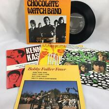Box 5 eva EP Standells Haunted kenny & Kasuals Chocolate Watch Band Bobby Fuller