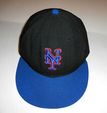 NEW YORK METS New Era 59Fifty Official On-Field Baseball Cap Fitted 7 1/8 56.8cm