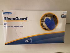 90098 Kleenguard G10 Blue Nitrile Disposable Gloves - Size L