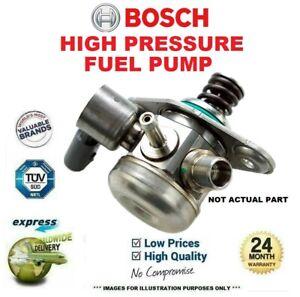 BOSCH HIGH PRESSURE FUEL PUMP for MERCEDES BENZ A-CLASS A180 2012-2018