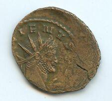 Gallien (253-268) Antoninien Rv/ SOLI CONS AVG