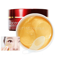 [BERRISOM] Placenta Firming Hydrogel Eye Patch 60p / BEST Korea Cosmetic