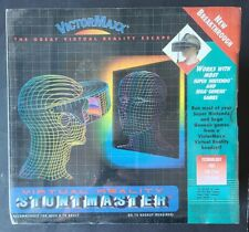 New In Box VictorMaxx Virtual Reality Stuntmaster for SEGA Genesis and SNES