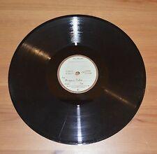 """Vintage custom shellac 78rpm 12"""" record - Organ Solo"""