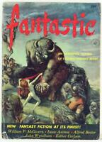 Fantastic Science Fiction Pulp Magazine May-June 1953 Digest Alfred Bester