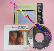 CD ALL ABOUT RAY CONNIFF AND THE SINGERS CBS 35DP 85 1979 no mc lp vhs dvd(Xs10)