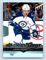 2014-15 Upper Deck Young Guns Adam Lowry RC #249