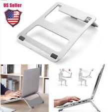 Laptop Stand for 12-17 MacBook Pro&Air 13 15 Adjustable Cooling Pad Desk Holder