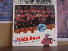 CALGARY FIDDLERS, FIDDLE DAZE - LP