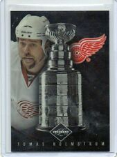 TOMAS HOLMSTROM Red Wings 2011/12 Limited Stanley Cup Winners Insert /199