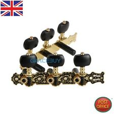 Alice AO-020HV3 Machine Heads classic guitar string Tuning chevilles touches Plaqué Or