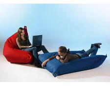 Chillout Pouf Sac assise XL, Vert clair 130x30x130cm,270L