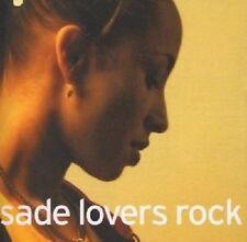 "SADE ""LOVERS ROCK"" CD NEUWARE!"
