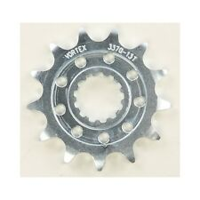 Vortex 520 14T Steel Front Sprocket for Yamaha 2015-16 YZF R3 YZF-R3 3370-14