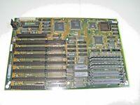 CPU-3216 SX 386 Motherboard, Intel NG80386SX-16, 4mb Ram,7 ISA slots
