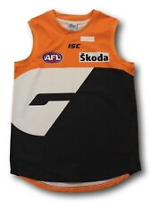 GWS Giants Factory Prototype Player Issue Football Jumper Guernsey Size 2XL
