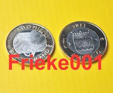 Finland - Finlande - 5 euro 2011 unc.(Uusimaa)