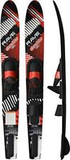 Rave Sports Shredder Trainer Combo Water Skis, New