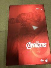 Hot Toys Iron Man 2 Mark VI Avengers Movie Promo Version MMS 171 1/6 Figure