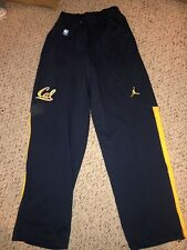 NEW Nike Jordan Cal Bears Mens Basketball Sweatpants XS