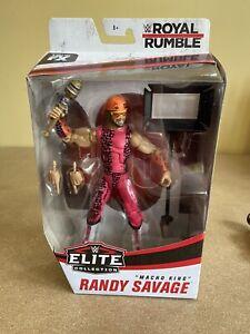 WWE Royal Rumble Elite Macho Man