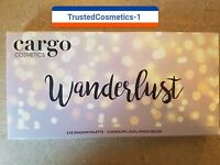 Cargo Wanderlust Eye Shadow Palette New Fall 2017 🎁12 New Shades100% AUTHENTIC❤