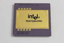INTEL KB80521EX200 PENTIUM PRO 200MHZ 256K CPU SL255 WITH WARRANTY