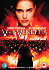 V for Vendetta (DVD) (2006) Natalie Portman