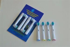 12 testine di ricambio precision clean per spazzolino elettrico oral b