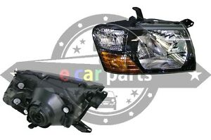 MITSUBISHI PAJERO NM 5/2000-10/2002 RIGHT HAND SIDE HEADLIGHT NEW