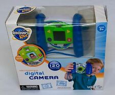Discovery Kids USB Compatible Digital Camera & Video Ages 3+ Blue/Green (New)