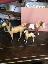 "Breyer Horse Classic ""Spirit and Family"" Stallion Mare Foal 751104"