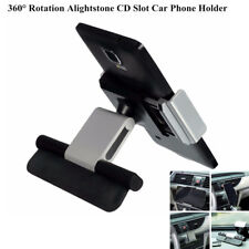 New Universal Car SUV CD Slot Mobile Phone GPS Sat Nav Stand Holder Mount Cradle