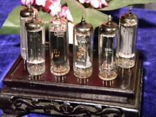 Premium Selection Six 35W4 Miniature Half-Wave Rectifiers; Serious Tubes! E103