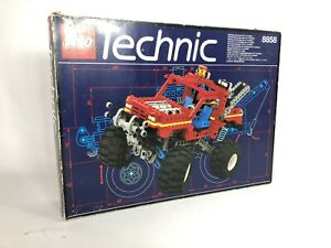 Lego Technic Rebel Wrecker 8858 (1994) - Pre-Owned Excellent Condition