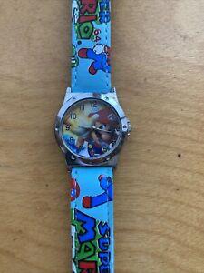 Vintage Super Mario / Nintendo 64 Watch, 1990s