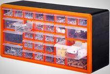 ARMADIO Organizzatore 30 cassetti archiviazione parti Home Workshop Garage Tool Box