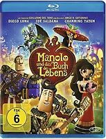 Manolo und das Buch des Lebens [Blu-ray] von Gutierr... | DVD | Zustand sehr gut