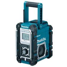 Makita DMR108 Bauradio Radio Baustellenradio DMR 108 mit Bluetooth + USB + AU8