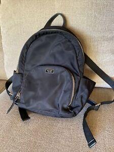 Kate Spade New York Nylon Backpack, Size Medium - Black