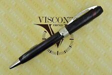 NEW + BOX Visconti Rembrandt Twilight Purple & Palladium Ballpoint Pen