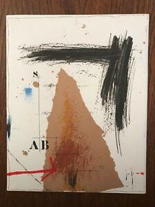 Cognard - Lithographie Originale
