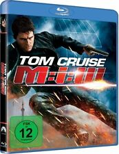 MISSION: IMPOSSIBLE 3 (Tom Cruise, Philip Seymour Hoffman) Blu-ray Disc NEU+OVP