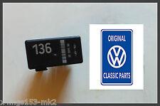 VW Golf Polo Relé no 156 Unidad De Relé De Control Del Motor Diesel 12V 028906124A