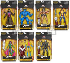Marvel Legends X-Men Caliban BAF Wave 4 Set of 7