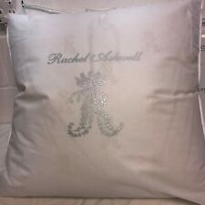 Rachel Ashwell Couture Euro Pillow Down Feather 30�x30� New Rare